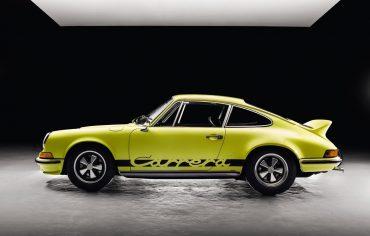 © The Porsche 911 Book, 50th Anniversary Edition, Photographs by René Staud, Porsche 911 CARRERA RS 2.7, 1973, published by teNeues, www.teneues.com. Photo © 2013 René Staud. All rights reserved. www.renestaud.com