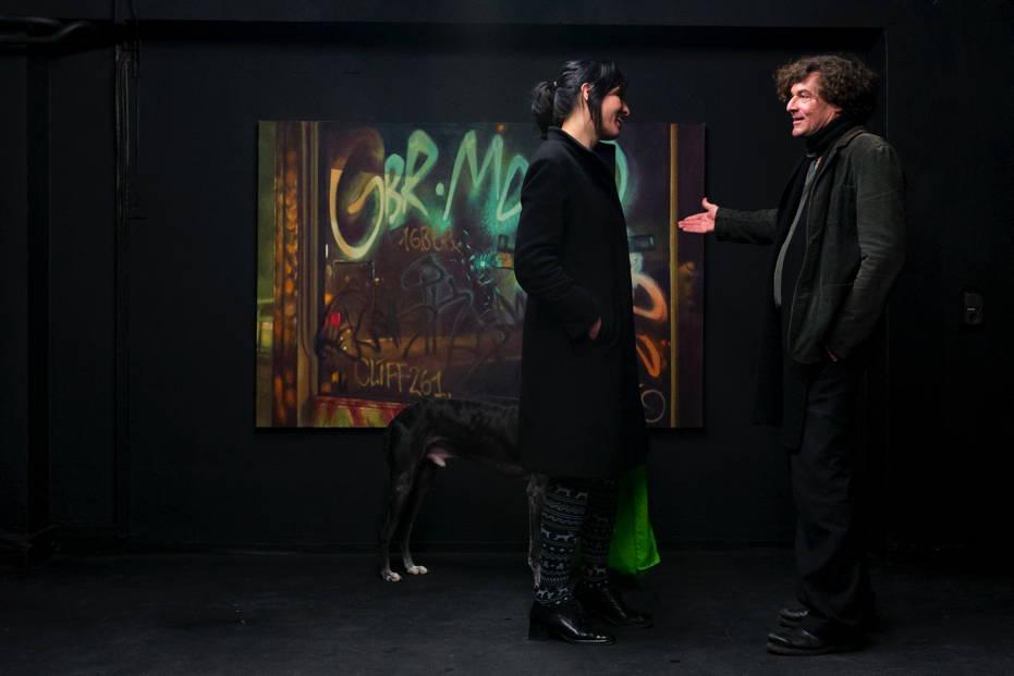 artrium_gallery_The Haus_Jürgen Durner_artist