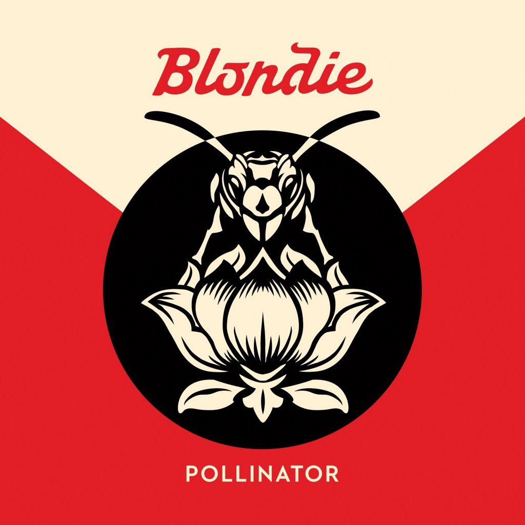 blondie cover album pollinator