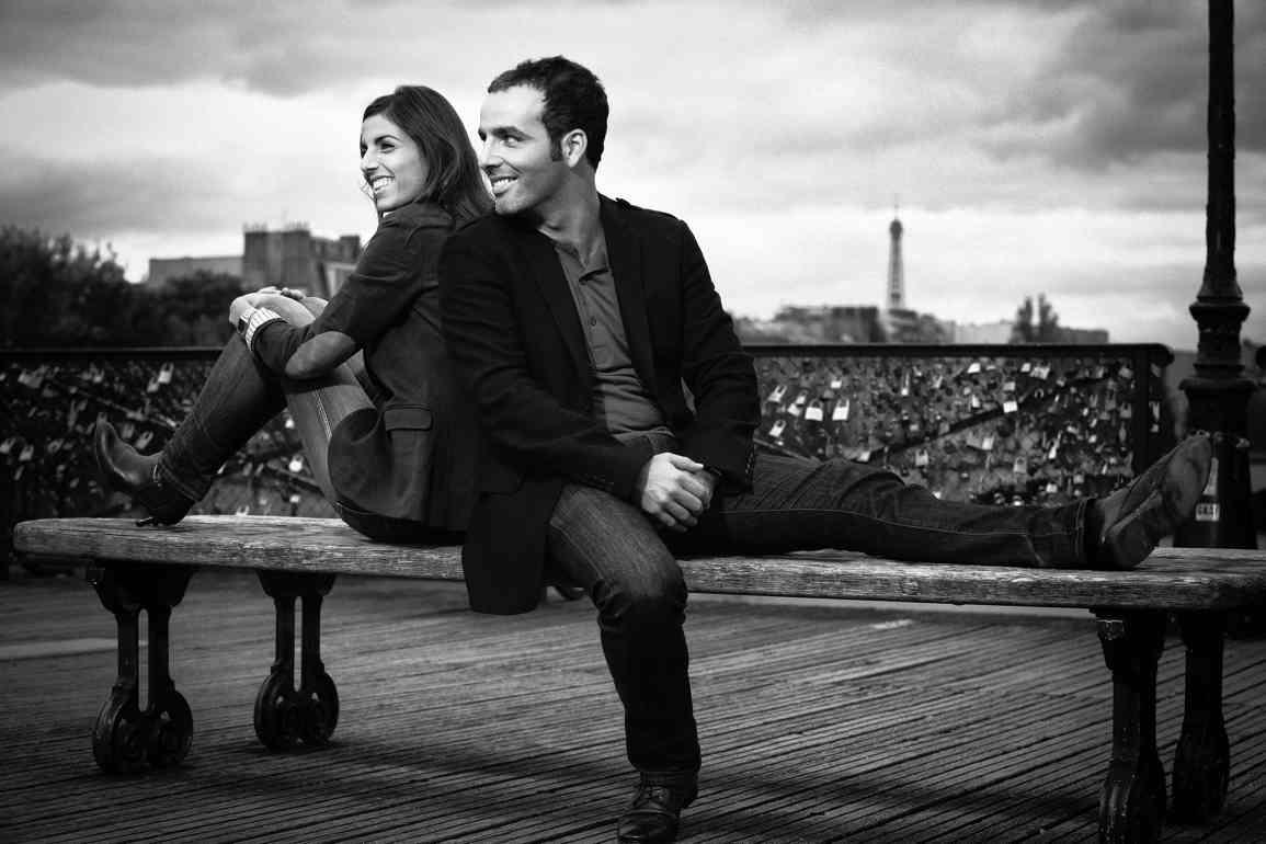 Die Macher der CODAGE Pflegeserie: das Geschwisterpaar Julien und Amandine Azencott