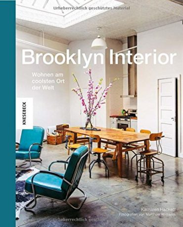 Buch-Cover Brooklyn Interior