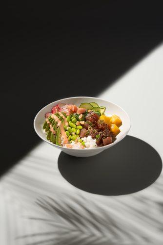 L.A.Poke Bowls Santa Monica Tuna Mood