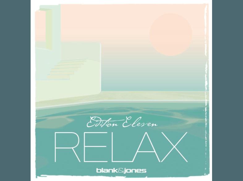 Blank & Jones - Relax 11 (2018)
