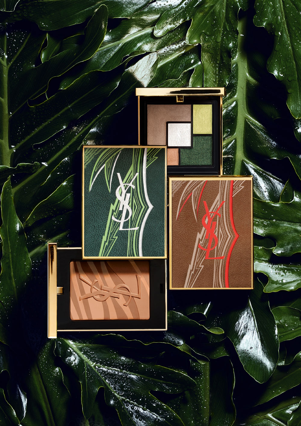 YSL Beauté Summer-Look 2019